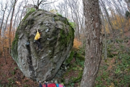 Click to view rock climbing image in gallery.
